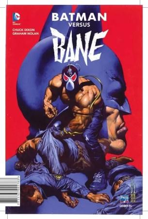 Ver Comic La venganza de Bane PDF