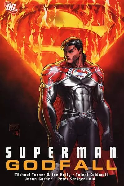 Comic Superman Godfall