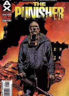Punisher the end