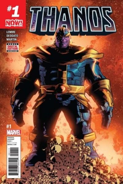 Thanos Vol 2