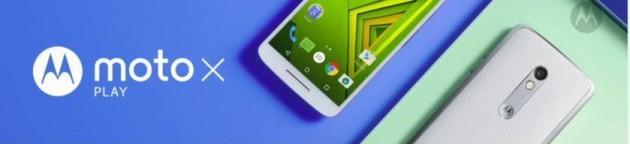 Motorola Moto X play 2