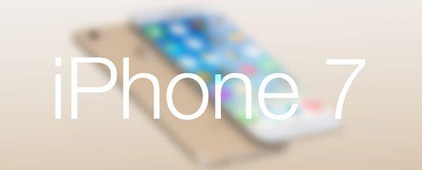 iPhone 7 rumered