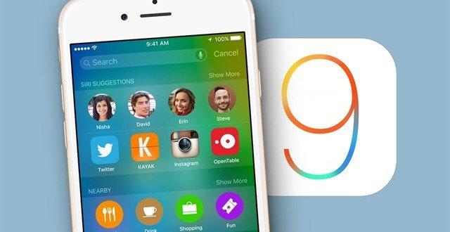 Apple iOS 9.2