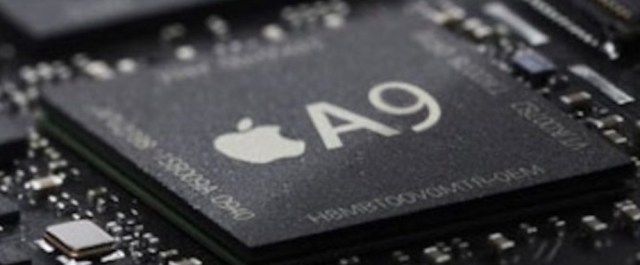 Apple Chipset a9