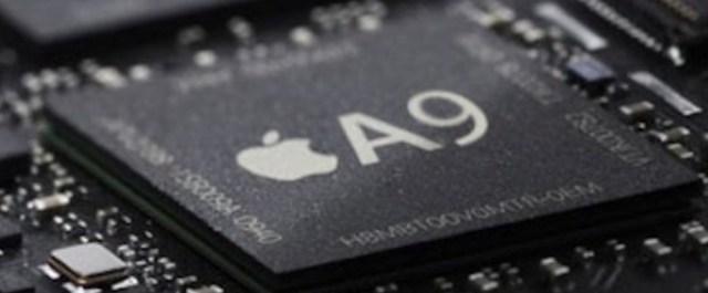 Apple Chipset a9