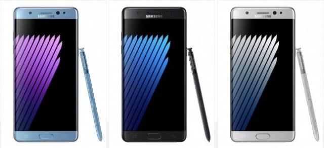 Samung Galaxy Note 7