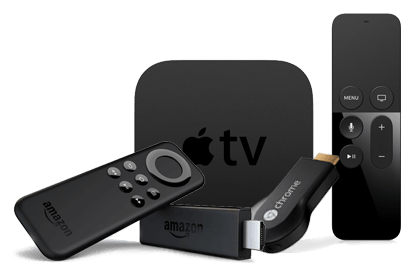 Media Streaming Devices