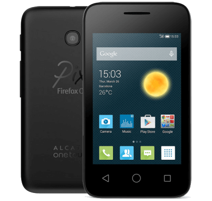 Alcatel Pixi 3(3.5) contracts