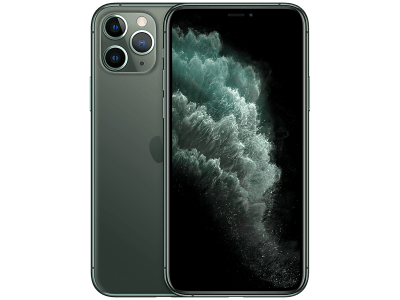 Apple iPhone 11 Pro Midnight Green on Virgin