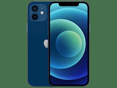 Apple iPhone 12 64GB Blue on Three £32 (24 months)