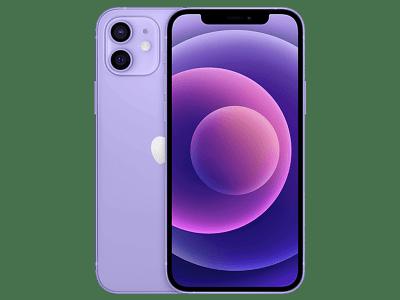 Apple iPhone 12 64GB Purple on Three £32 (24 months)