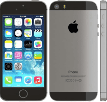Apple iPhone 5S with Alcatel Pixi 3