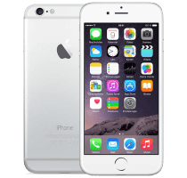 Apple iPhone 6 64GB Silver with Vouchers