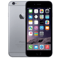 Apple iPhone 6 64GB on O2