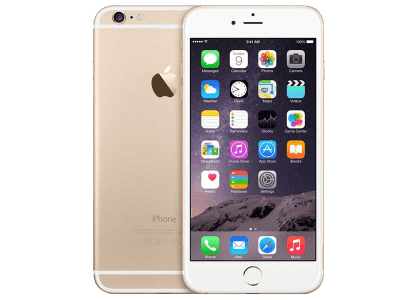 Apple iPhone 6 Gold with Cashback by Redemption