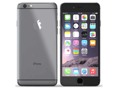 Apple iPhone 6 with Cashback by Redemption