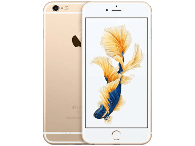 Apple iPhone 6S 128GB Gold with Headphone and Speakers