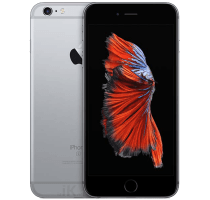Apple iPhone 6S Plus 128GB with GHD Hair Straighteners
