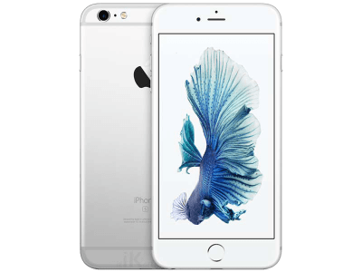 Apple iPhone 6S Plus Silver on 18 Months Contract