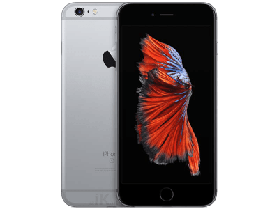 Apple iPhone 6S Plus with Laptop