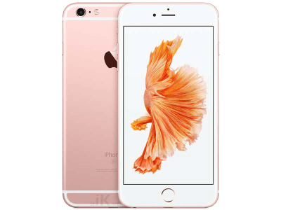 Apple iPhone 6S Rose Gold on 6 Months Contract