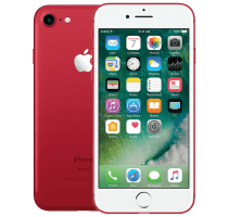Apple iPhone 7 128GB Red on Three
