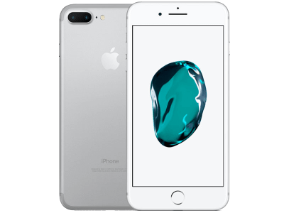 Apple iPhone 7 Plus Silver with Love2Shop £50 Vouchers