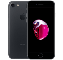 Apple iPhone 7 with iT7x2 Headphones