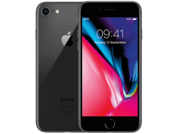 Apple iPhone 8 256GB on Three £52 (24m) Contract Tariff Plan