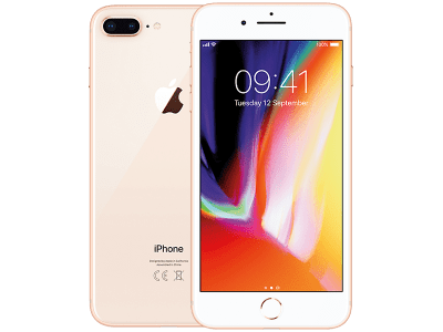 Apple iPhone 8 Plus 256GB Gold on Three £35 (24 months)