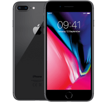Apple iPhone 8 Plus 256GB with Headphone and Speakers