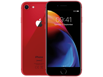 Apple iPhone 8 Red PAYG Deals
