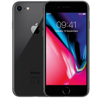 Apple iPhone 8 with Nintendo Switch Grey
