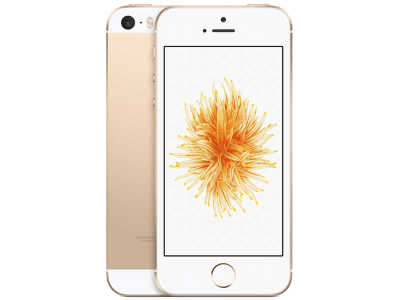 Apple iPhone SE Gold with Amazon Fire 8 8Gb Wifi