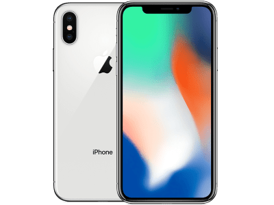 Apple iPhone X Silver on Three £48 (24 months)