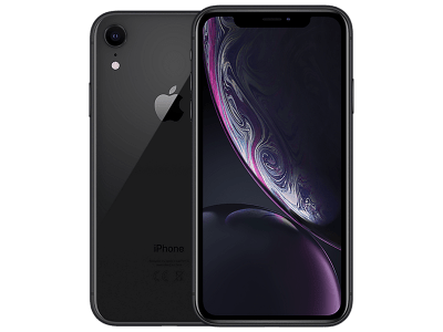 Apple iPhone XR 128GB with iPad and Tablet