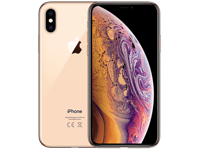 Apple iPhone XS Gold on Three £43 (24 months)