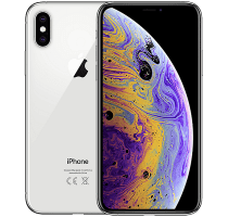 Apple iPhone XS Silver with Vouchers
