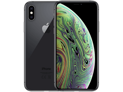 Apple iPhone XS on O2