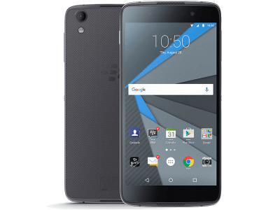 Blackberry DTEK50 on Vodafone