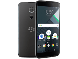 Blackberry DTEK60 with Television