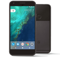 Google Pixel 128GB on EE