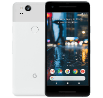 Google Pixel 2 128GB White on O2