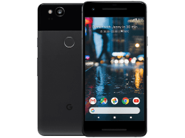Google Pixel 2 128GB on O2 Network & Price Plans
