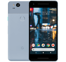 Google Pixel 2 Blue Contracts Deals
