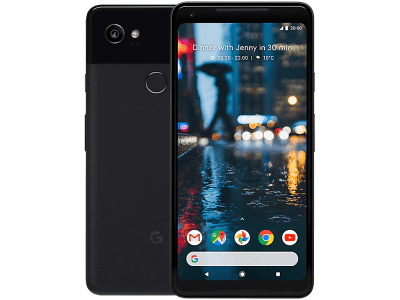 Google Pixel 2 XL 128GB with Sony PS4