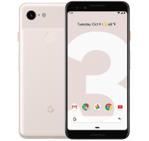 Google Pixel 3 Not Pink on EE