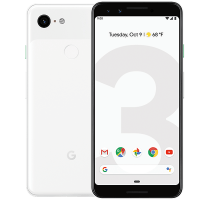 Google Pixel 3 White with Free Gifts
