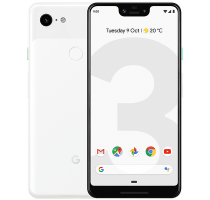 Google Pixel 3 XL 128GB White on EE