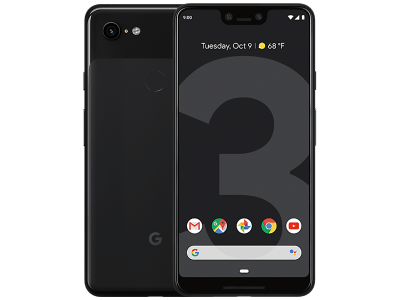Google Pixel 3 XL 128GB with Amazon Fire 8 8Gb Wifi